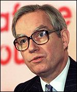 Vodafone chief executive Sir Christopher Gent