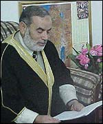 Ahmed Bahhar, the head of the Islamic Association