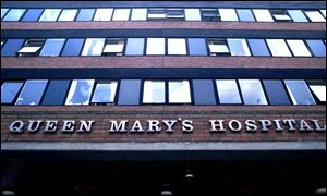 Queen Mary's Hospital, Sidcup