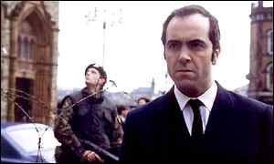James Nesbitt playing Ivan Cooper in Bloody Sunday