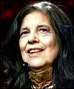 Sontag: Won National Book Award in 2000