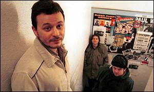 James Dean Bradfield, Nicky Wire, Sean Moore