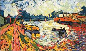 The Vlaminck painting could fetch �4m