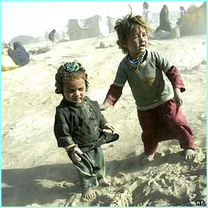 Afghanistan kids war