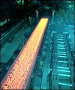 Steelmaking at Shotton