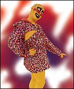 Leigh Bowery died in 1993 from meningitis caused by AIDS