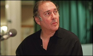 Harold Pinter: Will still appear on stage next week