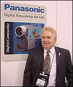 Jeff Samuels of Panasonic