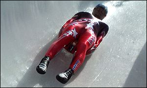 Luge one of the most dangerous Olympic winter sports