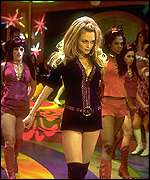 Heather Graham in The Spy Who Shagged Me