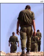 Israeli soldiers in Lebanon