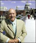 Norman Foster on London's Millennium Bridge