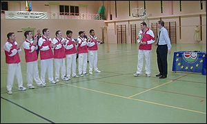 Portugal win the European Indoor Cricket Championship
