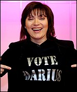 Stars including Lorraine Kelly have supported Darius