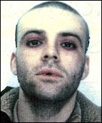 Passport photo of Richey Edwards, 1995