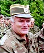 [ image: Ratko Mladic: Led Bosnian Serb forces]