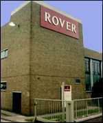[ image: Rover has already announced 1,500 job cuts at Longbridge]
