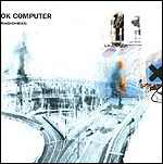 [ image: Radiohead's last album, OK Computer, picked up many awards]