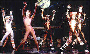 Cats is the longest running musical in British history
