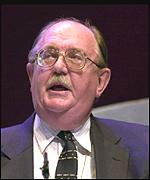 GMB leader John Edmonds