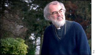 Most Rev Rowan Williams Archbishop of Wales