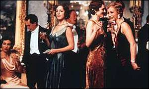 Gosford Park is directed by Robert Altman