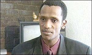 Basildon Peta, Zimbabwean journalist