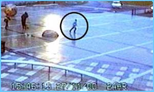 CCTV footage of Damilola Taylor before the attack