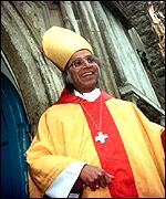 Michael Nazir-Ali, Bishop of Rochester
