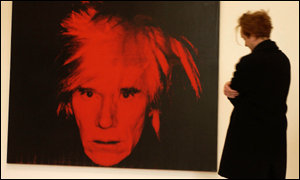 Andy Warhol at the Tate