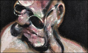 Man With Glasses - Francis Bacon