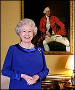 New Golden Jubilee portrait of the queen