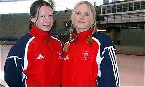 Joanna Williams and Sarah Lindsay