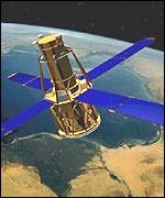 The Hessi spacecraft (Nasa)