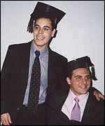 Gustavo Sevillano y Guillermo dos Santos