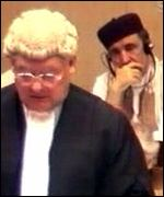 Bill Taylor QC and al-Megrahi