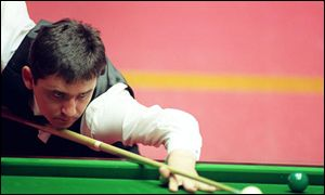 Alan McManus won the last four frames