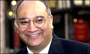 Leicestershire East MP Keith Vaz