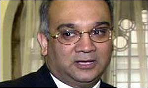 Keith Vaz facing one month Commons suspension