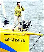 Ellen MacArthur on Kingfisher