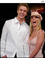 Spears and Timberlake