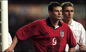 Blackburn Rovers' England Under-18 international Marc Richards