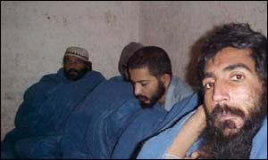 Pakistani prisoners