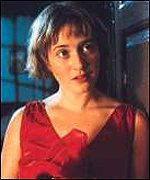 Kate Winslet plays the young Iris Murdoch