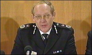 Chief Constable Barry Shaw