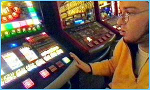 Kids could be banned from playing fruit machines