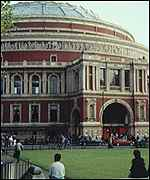 Tha Royal Albert Hall