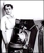 The iron lung treatment was used in the 1930s