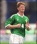 Lomas scored his first international goal in four years