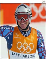 Bode Miller ran Aamodt close